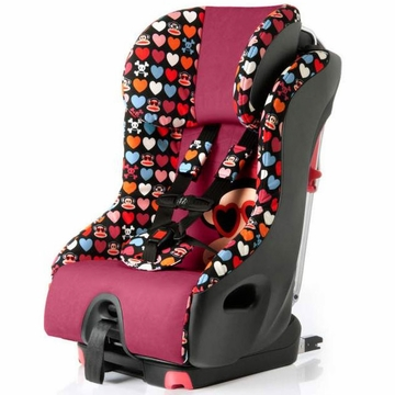 Clek Foonf Convertible Car Seat - Paul Frank Heart Shades