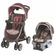 Graco Fast Action Fold DLX Travel System - Jacqueline