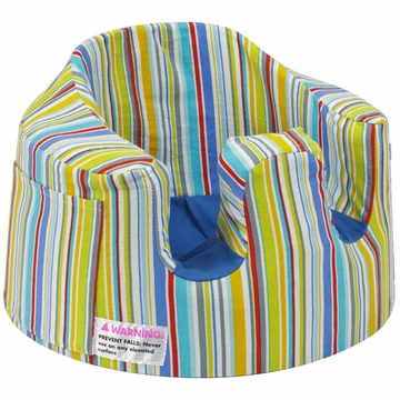 Bumbo Seat Cover - Cotton Stripes