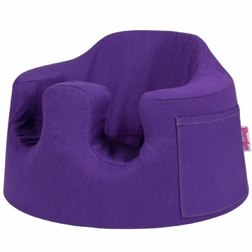 Bumbo Seat Cover - Twill Purple