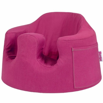 Bumbo Seat Cover - Twill Magenta