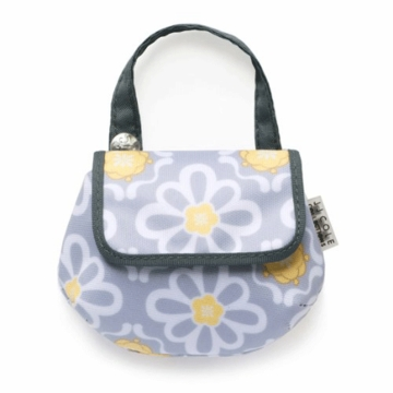 JJ Cole Pacifier Pod - Lemon Posy