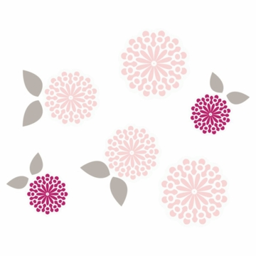 JJ Cole Wall Decals - Sweet Primrose