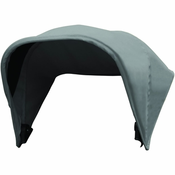 Mountain Buggy Evolution Mini Sunhood in Flint