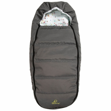 Quinny Buzz Stroller Footmuff - Colored Sparkles