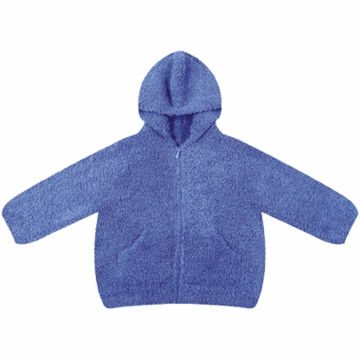 Angel Dear Classic Hooded Jacket in Sailor Blue  - 4T