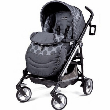 Peg Perego Switch Four in Pois Grey