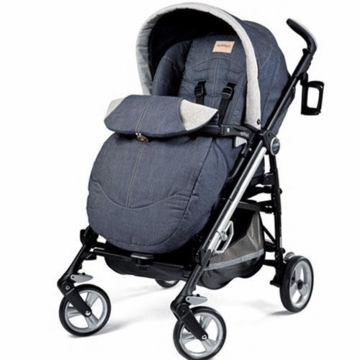 Peg Perego Switch Four in Denim