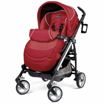 Peg Perego Switch Four in Geranium