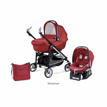 Peg Perego Switch Four Modular in Geranium