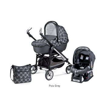 Peg Perego Switch Four Modular in Pois Grey