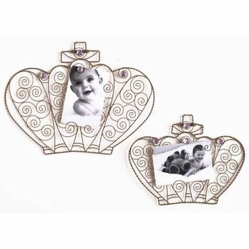 CoCaLo Daniella 2-Piece Wire Wall Art - Crowns
