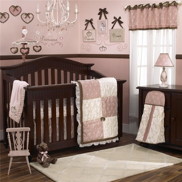 CoCaLo Daniella 8 Piece Crib Bedding Set