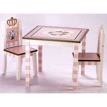 CoCaLo Daniella Table and Two Chairs Set