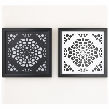 CoCaLo Elsa 2-Piece Framed Wall Art