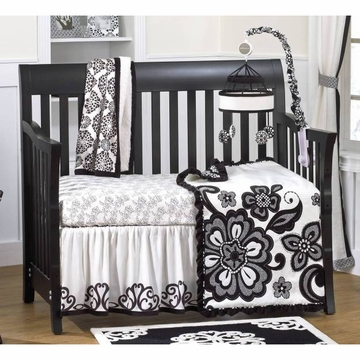 CoCaLo Elsa 4-Piece Crib Set