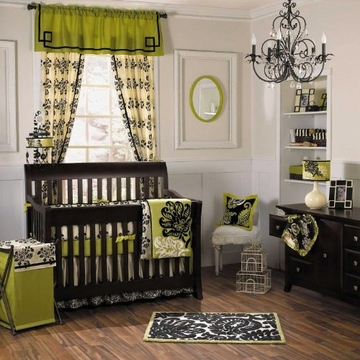 CoCaLo Harlow 4-Piece Crib Set