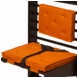 Argington Babylon Cushion Orange