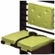 Argington Babylon Cushion Green