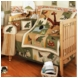 KidsLine Zanzibar 6 Piece Crib Bedding Set