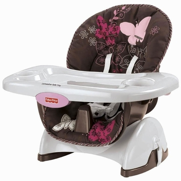 Fisher-Price Space Saver High Chair - Mocha Butterly