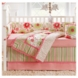 Bananafish Brianna 3 Piece Crib Bedding Set