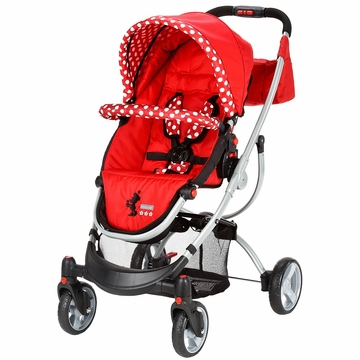 The First Years Indigo Stroller - Minnie