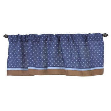 CoCaLo Lil' Aviator Window Valance