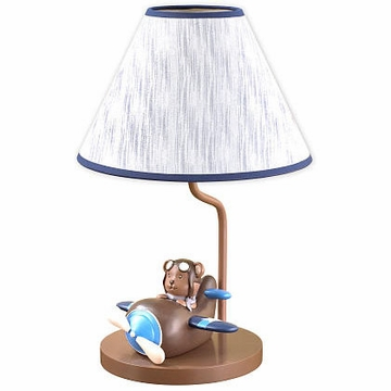 CoCaLo Lil' Aviator Lamp Base & Shade