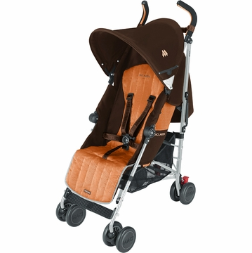 Maclaren Quest Sport Stroller - Coffee/Burnt Orange