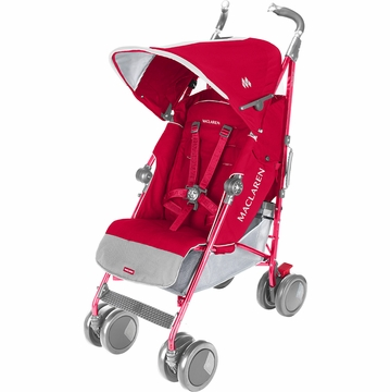 Maclaren Techno XT Stroller - Persian Rose