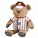 CoCaLo Sports Fan Plush Bear