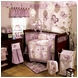 CoCaLo Sugar Plum 8-Piece Crib Set