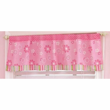CoCo & Company Bailey Window Valance