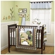 CoCo & Company Chomp N Stomp 4-Piece Crib Set