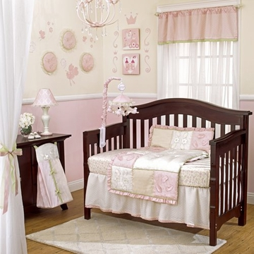 CoCaLo Sienna 8-Piece Crib Set