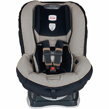 Britax Marathon 70 Convertible Car Seat - Spanish Waverly