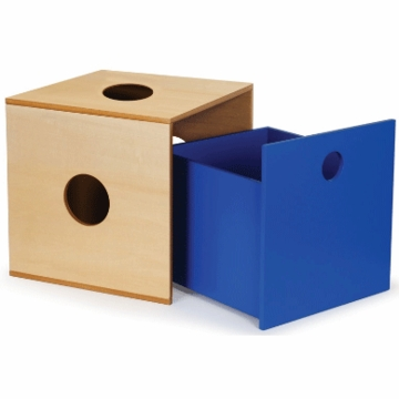 P'kolino Storage Kube Drawer in Cobalt