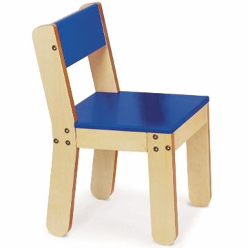 P'kolino Little One's Chair in Cobalt