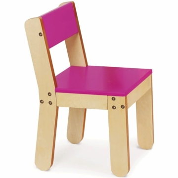P'kolino Little One's Chair in Fuchsia