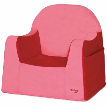 P'kolino Little Reader Chair in Red
