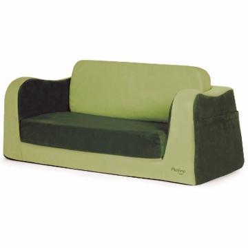 P'kolino Little Reader Sofa in Green