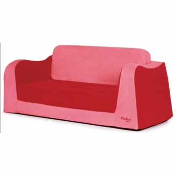 P'kolino Little Reader Sofa in Red