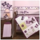 Bedtime Originals Provence 3 Piece Crib Bedding Set