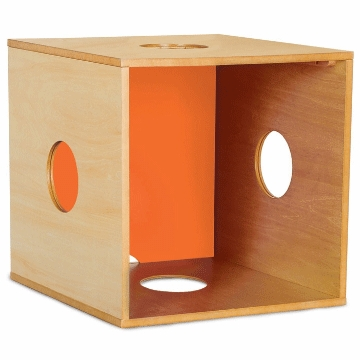 P'kolino Storage Kube in Orange