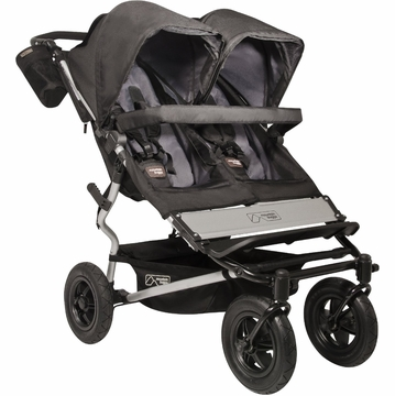 Mountain Buggy 2013 Duet Stroller - Flint