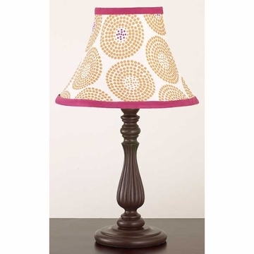 CoCaLo Iris Lamp Base & Shade