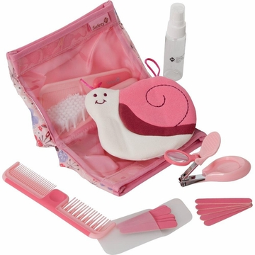 Safety 1st Complete 18pc Grooming Kit - Pink