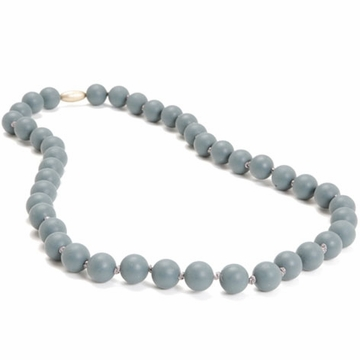 Chewbeads Jane Necklace - Stormy Grey