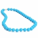 Chewbeads Jane Necklace - Deep Sea Blue